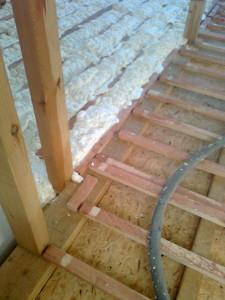 tepelná izolace podlahy
