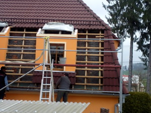 tepelná izolace fasády
