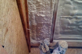 Tepelná izolace podkroví