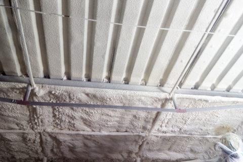 Tepelná izolace hliníkové krytiny v RD