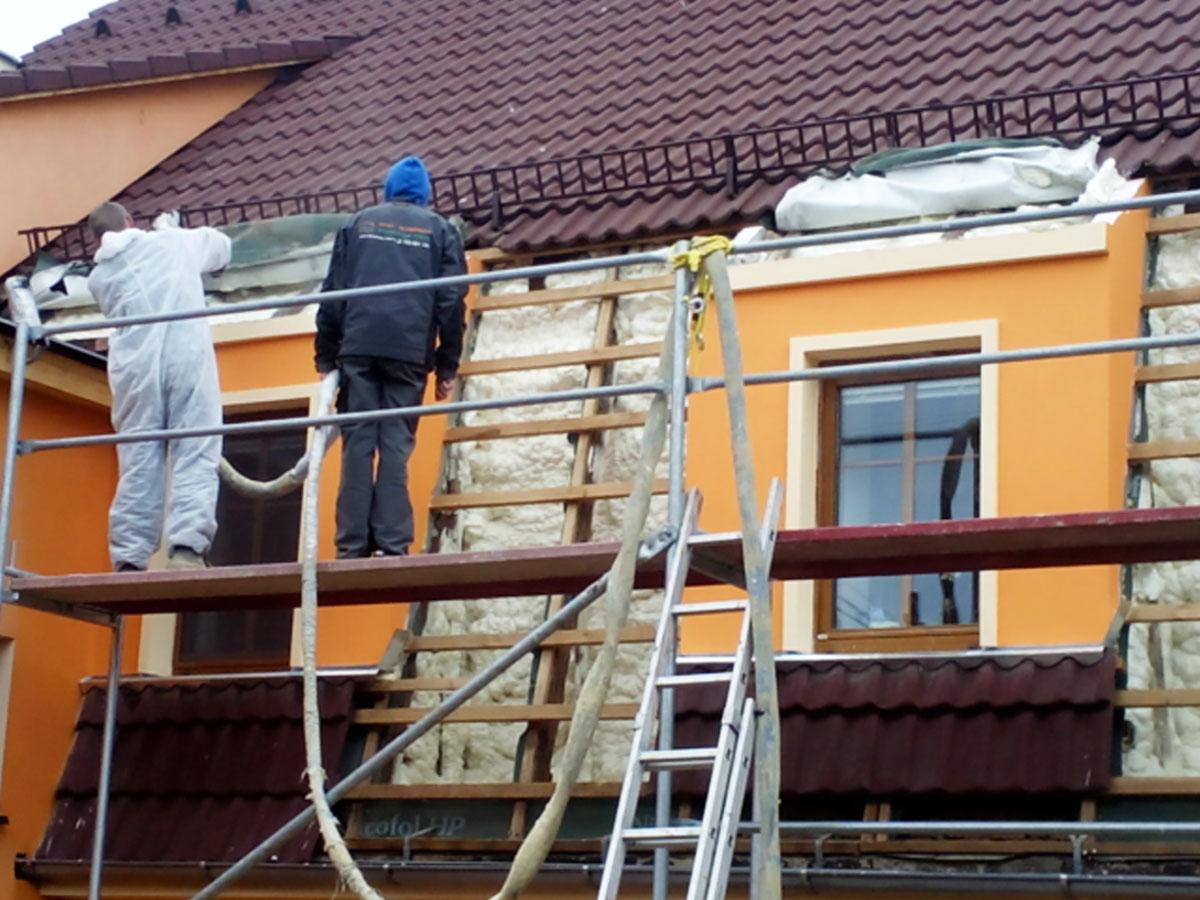 Výměna měkké střechy