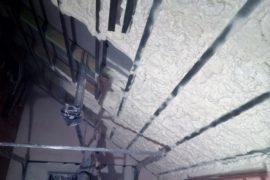 Zateplení garáže