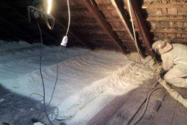 Tepelná izolace podlahy půdy