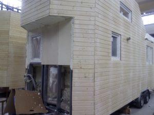 tepelná izolace mobilního domu, zateplení mobilheimu